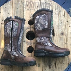 She Hunting/Trailing Boots